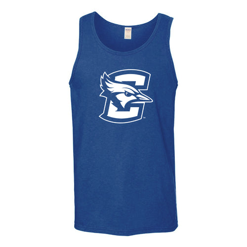 Creighton University Bluejays Primary Logo Tank Top - Royal