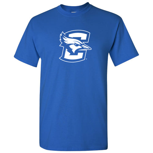 Creighton University Bluejays Primary Logo Short Sleeve T Shirt - Royal
