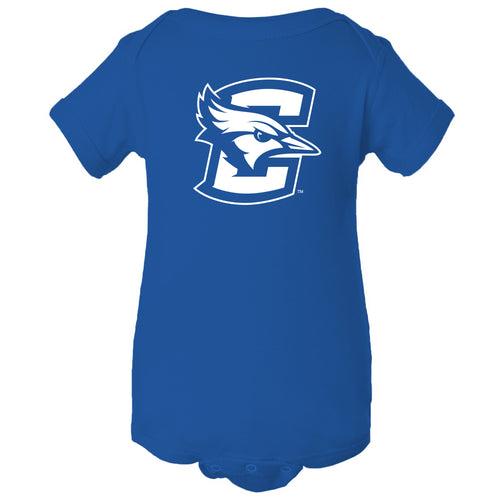 Creighton University Bluejays Primary Logo Infant Creeper - Royal