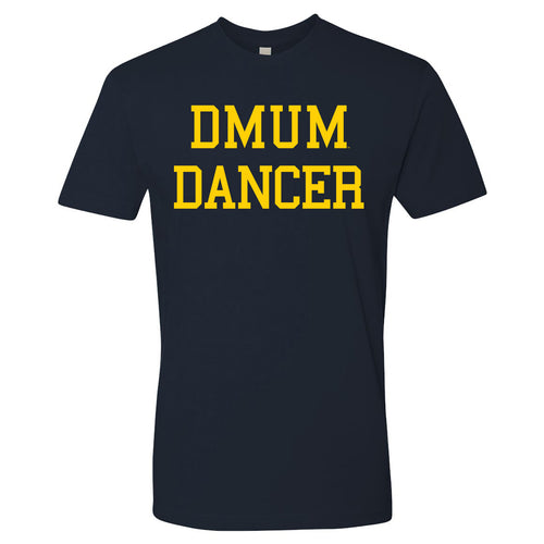 DMUM Dancer Adult Tee - Navy