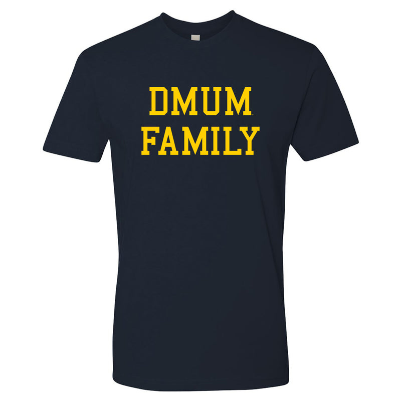 DMUM Family Adult Tee - Navy