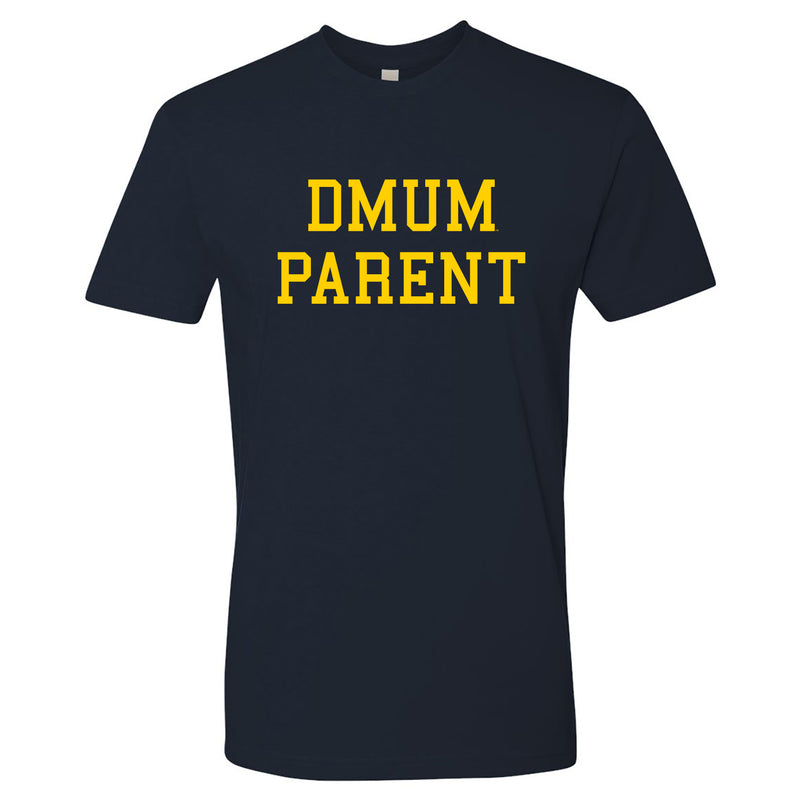 DMUM Parent Tee - Navy