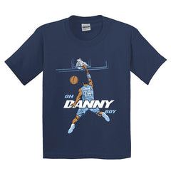 Oh Danny Boy Youth S/S - Navy