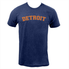 Detroit Orange - Tri Indigo