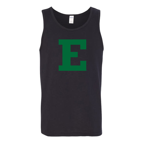 Eastern Michigan University Eagles Block E Tank Top - Black