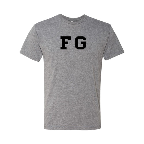 FG Fetzer Grey Next Level Tee - Premium Heather