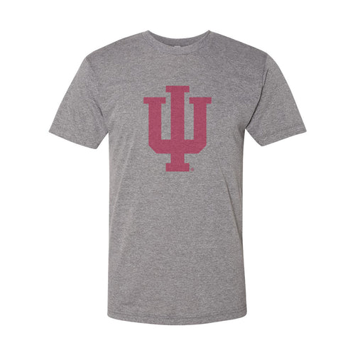 IU Trident Faded - Athletic Grey