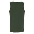 Baylor University Bears Arch Logo Tank - Forest