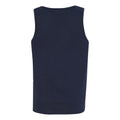 Florida Atlantic Primary Logo Tank Top - Navy