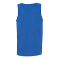 Hampton Basic Block Tank Top - Royal
