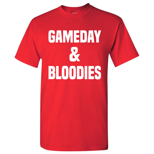 Gameday & Bloodies - Red