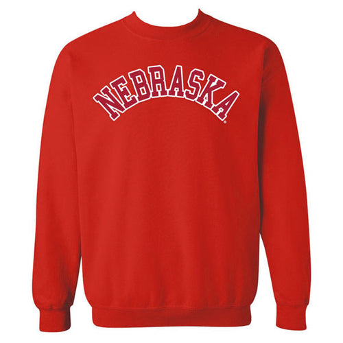 Arch Nebraska MVS Crew - Red