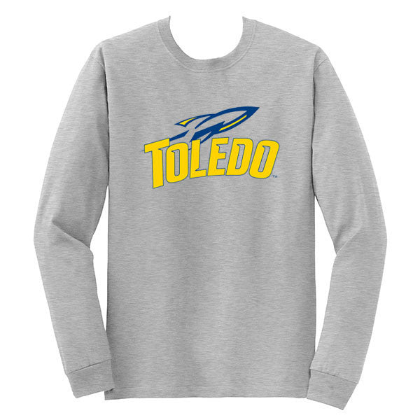 f35a5a29a52 Toledo Athletic Mark Long Sleeve Tee - Sport Grey - UGP