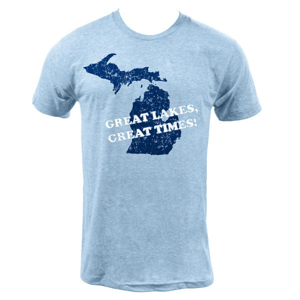 Great Lakes Great Times - Athletic Blue