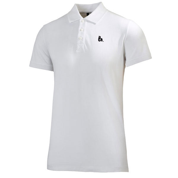Bo Sig Helly Hanson Short Sleeve Polo - White