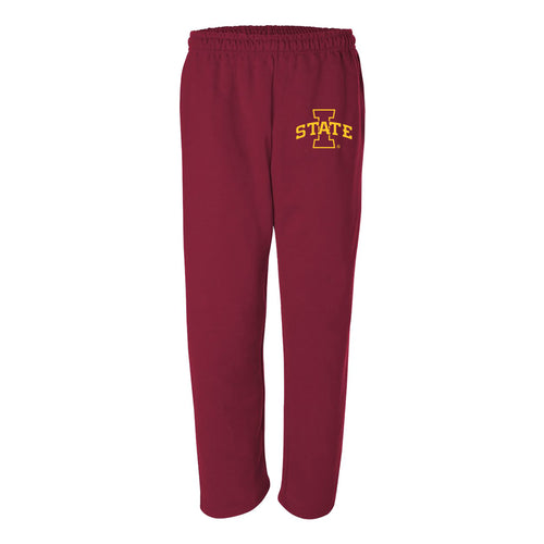 Iowa State Primary Logo Sweatpants - Cardinal