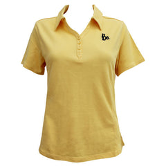 Bo Sig Cutter & Buck Wms Drytec Polo - Yellow
