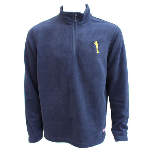 Bo Sil Vineyard Vines Fleece 1/4 Zip - Navy
