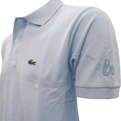 BO Sig Mens Lacoste Polo - Light Blue