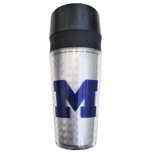 OXO Liquidseal Michigan Tumbler 13.5 OZ - Silver/Clear