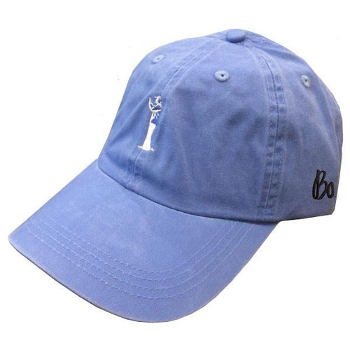 Ahead Womens Pigment Dyed Bo Sil - Light Blue