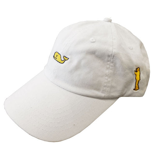 Bo Vineyard Vines Hat - White