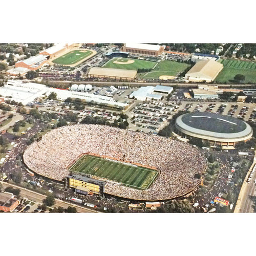 Big House Aerial Postcard