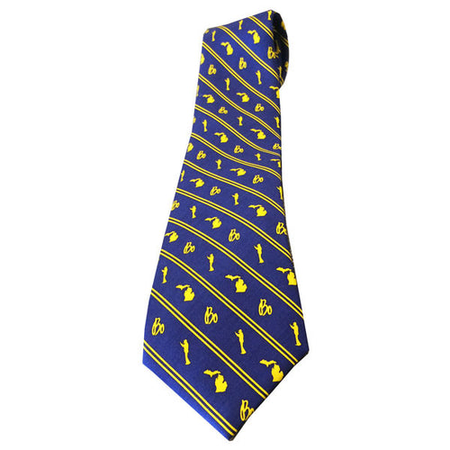 Bo Vineyard Vines Neck Tie - Navy