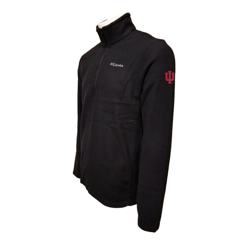 Indiana Columbia Fleece - Cardinal Thread - Black