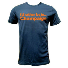 Rather Be in Champaign - Navy