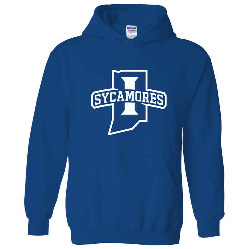 Indiana State University Sycamores Primary Logo Hoodie - Royal