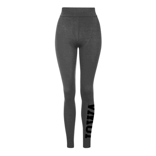 Iowa Spandex Leggings - Asphalt