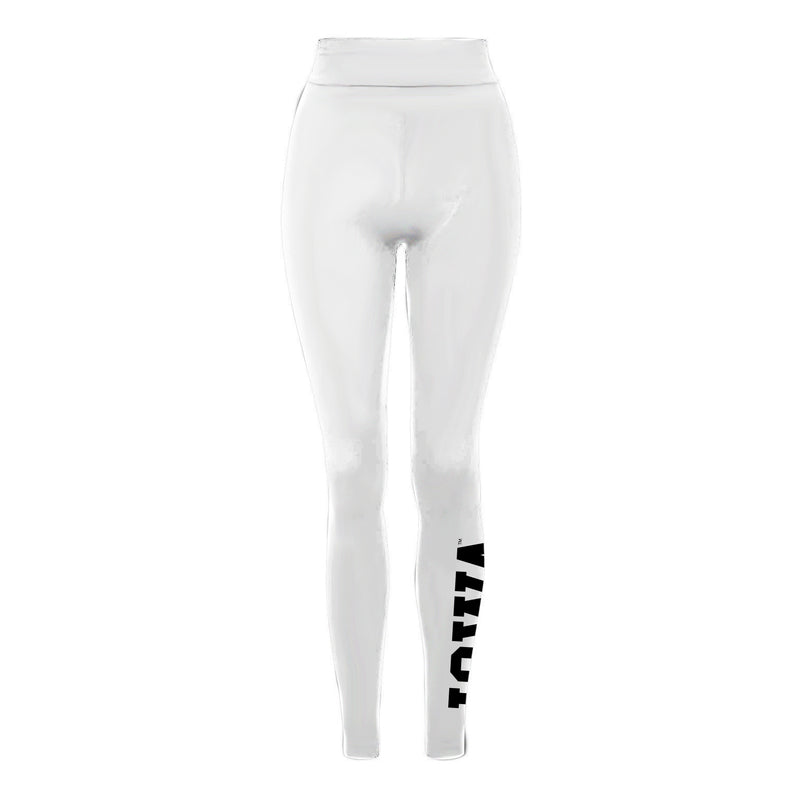 Iowa Spandex Leggings - White