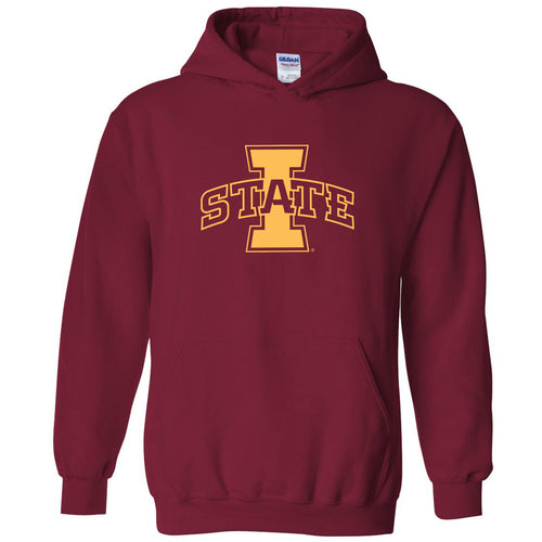 Iowa State University Cyclones Hoodie - Cardinal