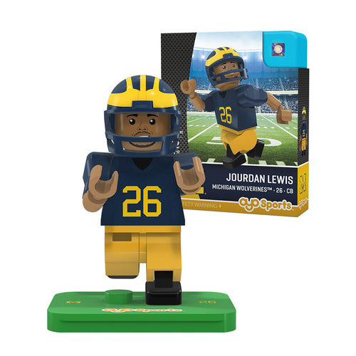 Jourdan Lewis - OYO Minifigure