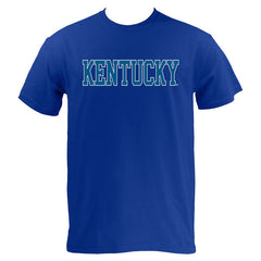 Kentucky Basic MVS Short Sleeve - Royal