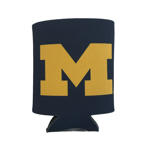 Michigan Can Hugger - Navy