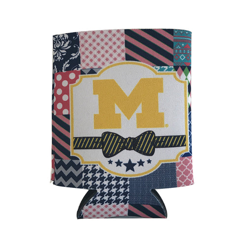 Michigan Can Hugger – Quilted