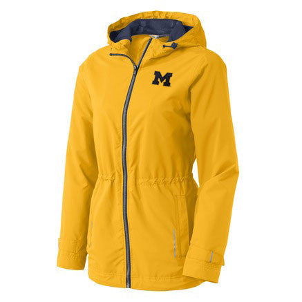 Port Authority Block M Womens Northwest Slicker - Yellow
