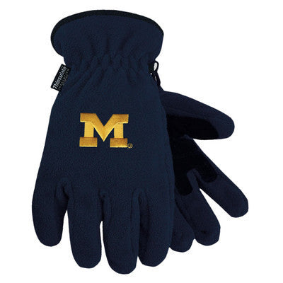 UM Logofit Peak Gloves - Navy