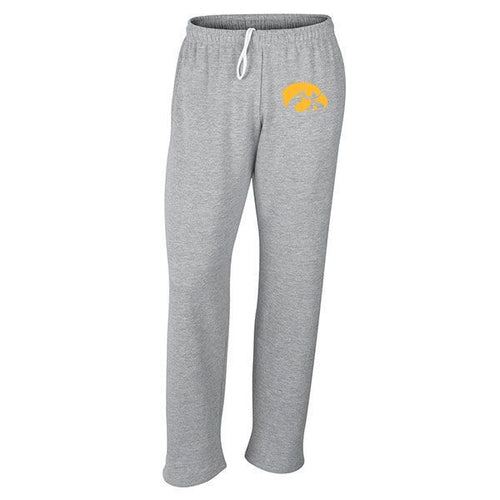 Hawkeye Logo Sweatpants - Sport Grey