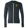 Sota Circle Triblend Hoodie - Charcoal Black
