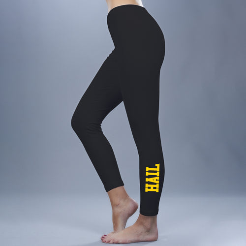 Michigan HAIL Leggings - Black