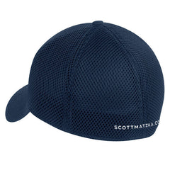 My Turn Flex Fit Hat - Navy