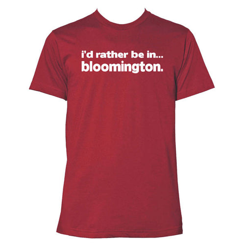 Rather Be In Bloomington - Cardinal