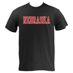 Nebraska Basic MVS Short Sleeve - Black