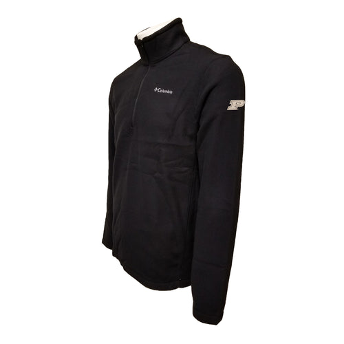 Purdue Columbia Fleece - Gold Thread - Black