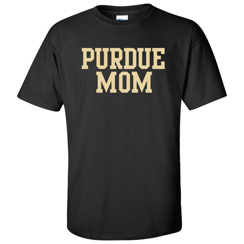 Purdue Mom - Black