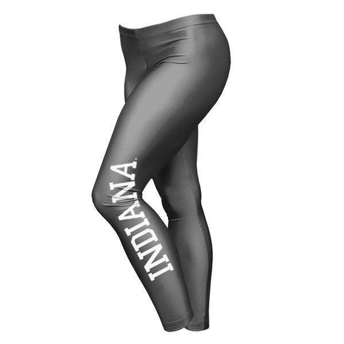 Indiana Tricot Leggings - Charcoal