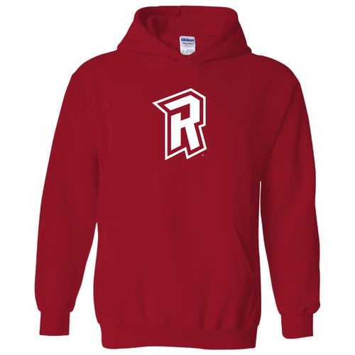 Radford University Highlanders Primary Logo Heavy Blend Hoodie - Red